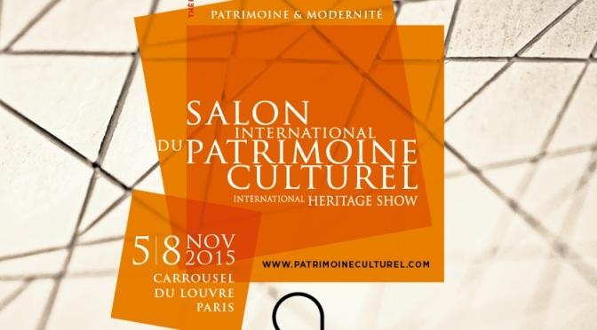 21e édition du Salon international du Patrimoine culturel