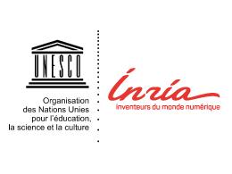 Patrimoine logiciel : signature d'une convention Inria-UNESCO