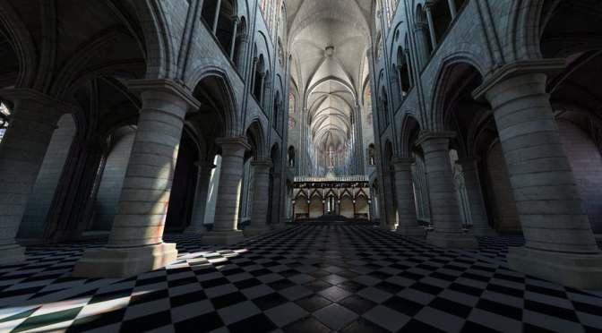 Cathédrales numériques : restaurer et visiter Notre-Dame grâce aux nouvelles technologies