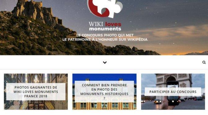 Wikipédia pour valoriser le patrimoine