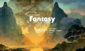 Fantasy, retour aux sources, éditions multimédias de la BnF
