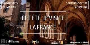 #CetÉtéJeVisiteLaFrance: un hashtag pour sauver le patrimoine