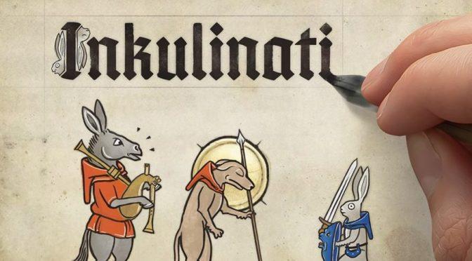 Inkulinati, ou devenir Maître Enlumineur