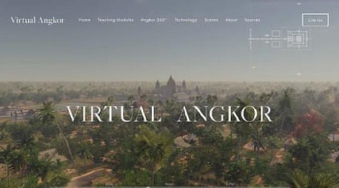 Virtual Angkor