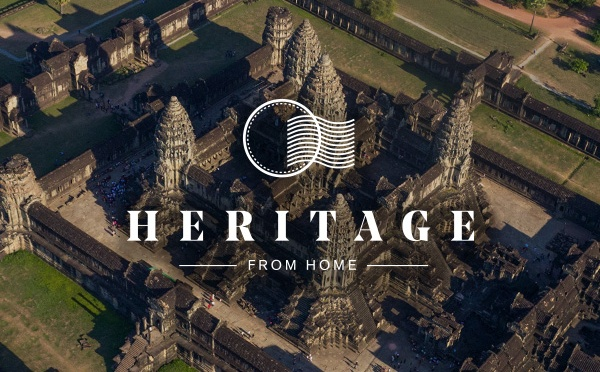 #HeritagefromHome
