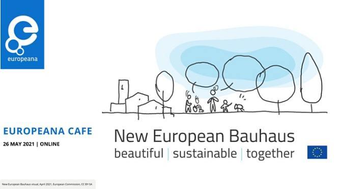 Café Europeana sur le nouveau Bauhaus européen