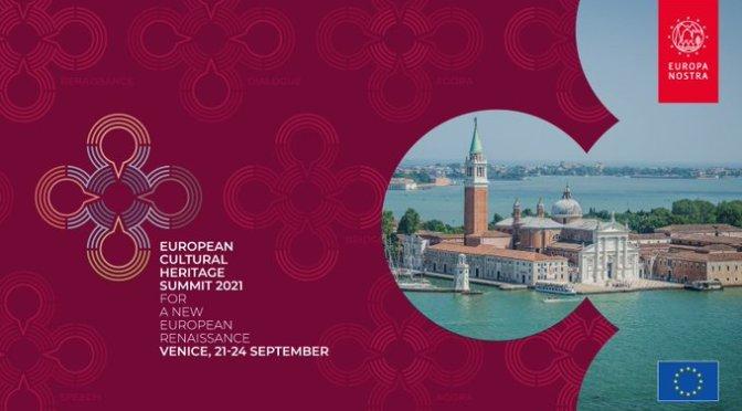 European Cultural Heritage Summit 2021
